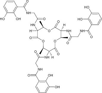 Bacillibactin