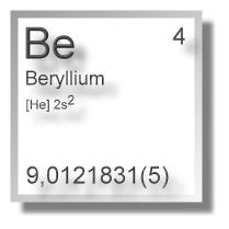 Beryllium Chemie