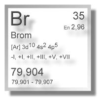Brom Chemie