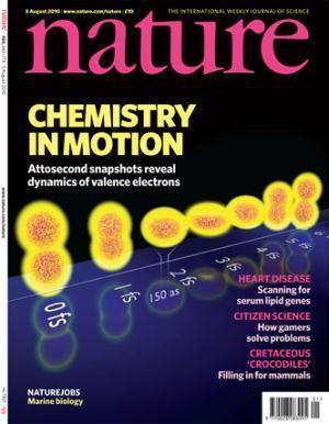 femtosecond chemistry. chemistry in motion femtosecond